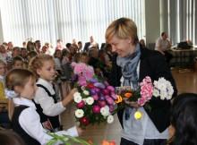 Ķekavas Mākslas skolas_Zinību diena_2012